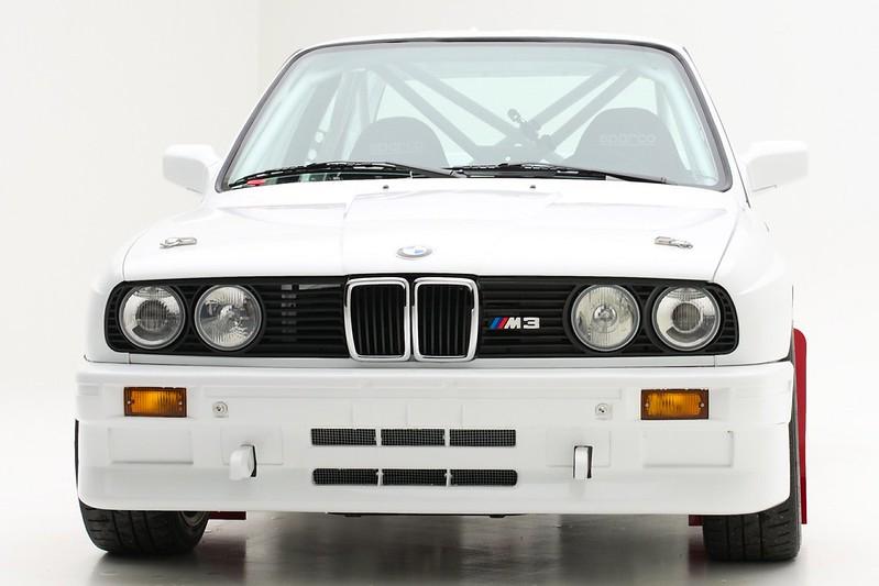 BMW E30 M3 Bjorn Syx