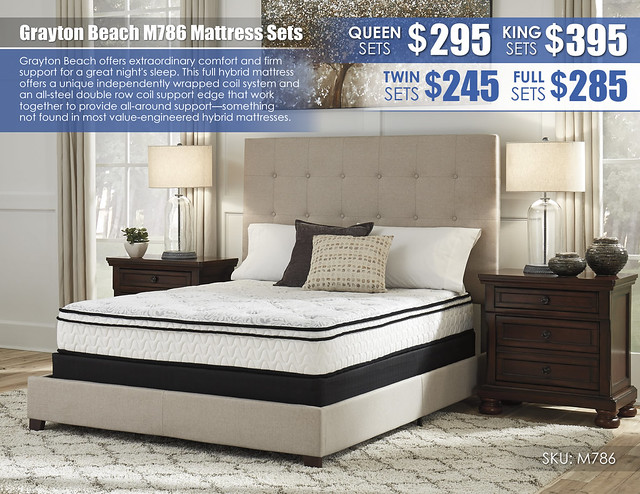 Grayton Beach Mattress Sets_M78631-M80X32