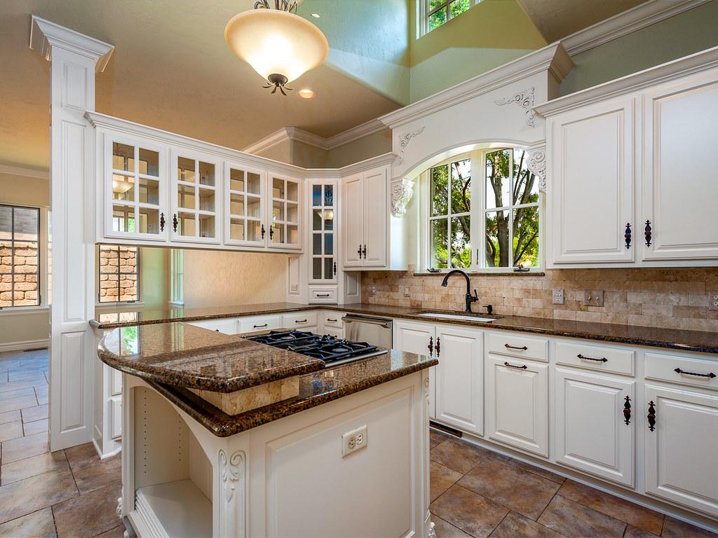 kitchen window photo