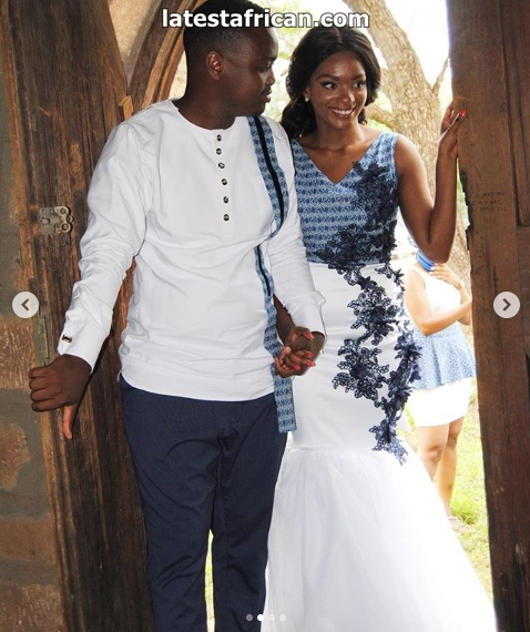 Latest African Couples Dresses 2019