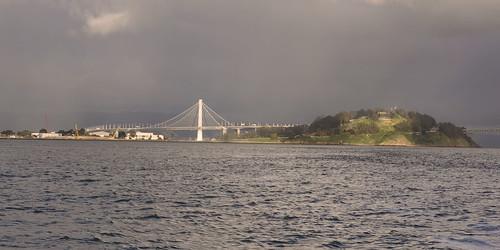 Bay Bridge and Treasure Island SR600773