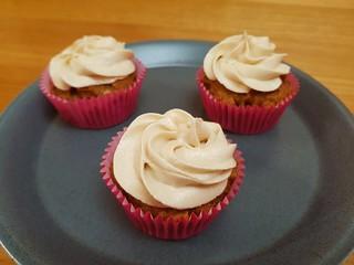 Sweet Potato Casserole Cupcakes