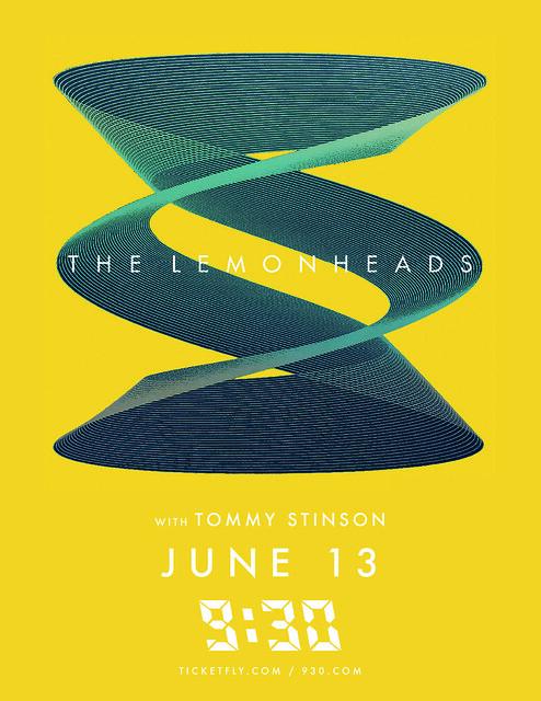 Lemonheads Flyer