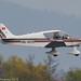 HB-KFO - 2001 build Robin DR400/140B Dauphin 4, inbound to Runway 06 at Friedrichshafen during Aero 2019