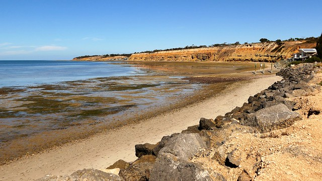 Sea, Shacks and Shoreline, Port Julia, Yorke Peninsula, South Australia