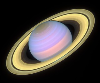 A Butterfly's View of Saturn | by geckzilla