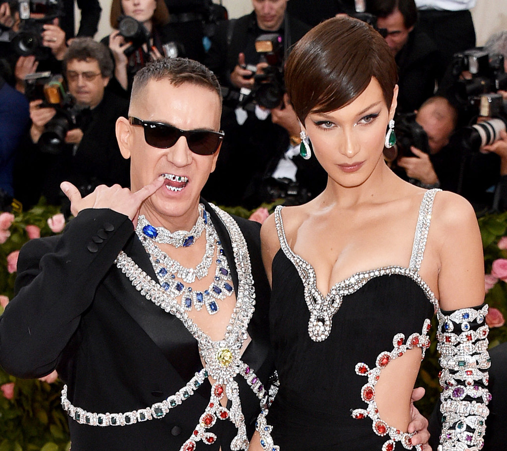 GETTY IMAGE OF JEREMY SCOTT