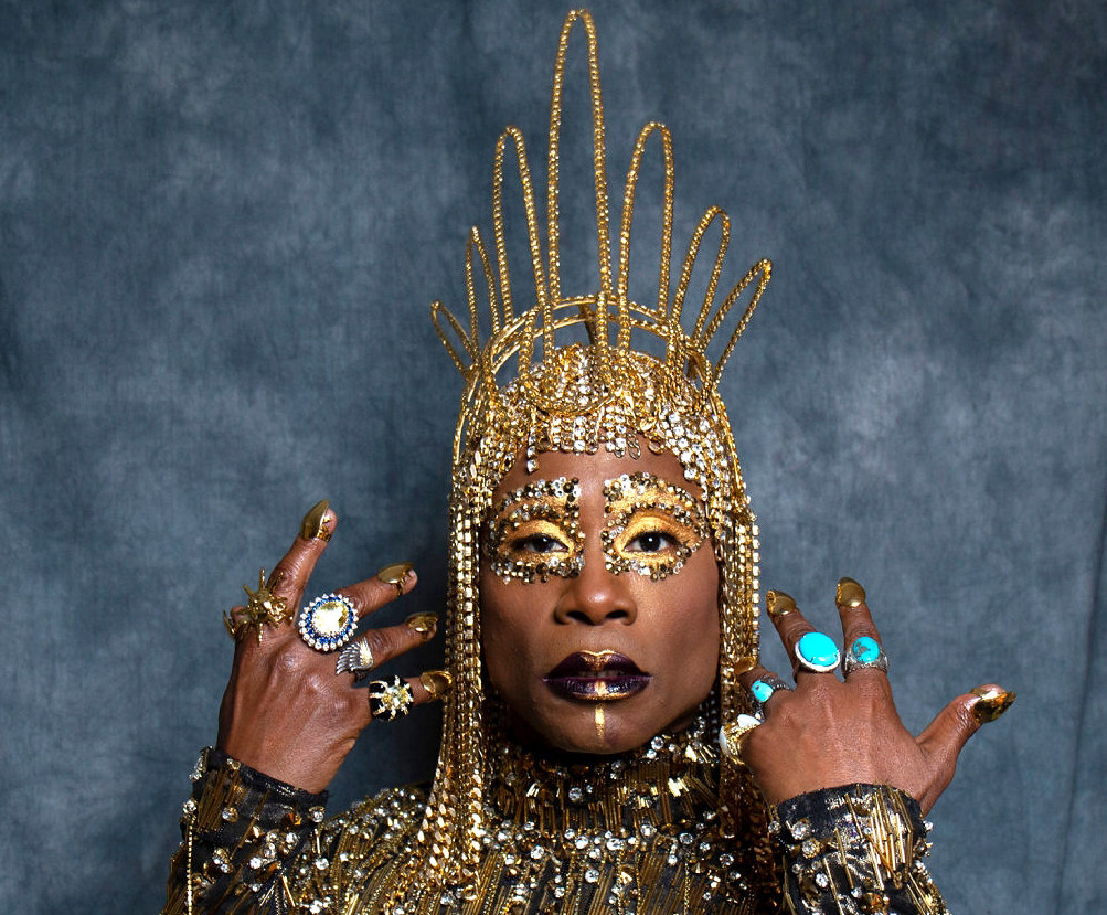 GETTY IMAGE of Billy Porter
