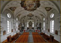 Ruswil/LU – Pfarrkirche St. Mauritius/parish church St. Mauritius