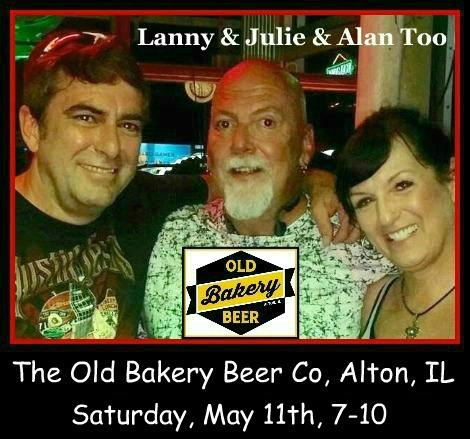 Lanny & Julie & Alan Too 5-11-19