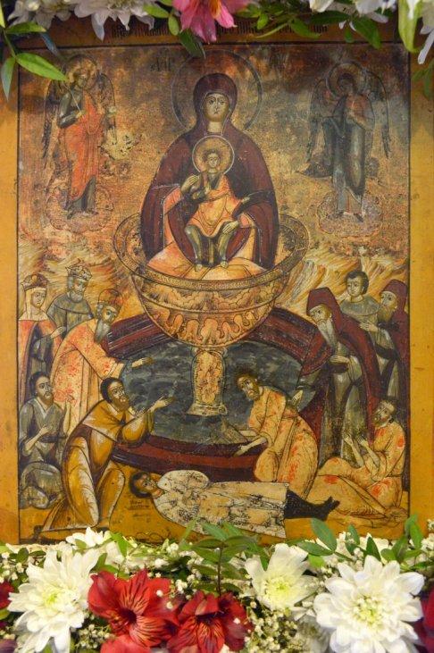 13.04.2018 г. - Светли Петък. Живоприемни източник. Архиерейска света Литургия