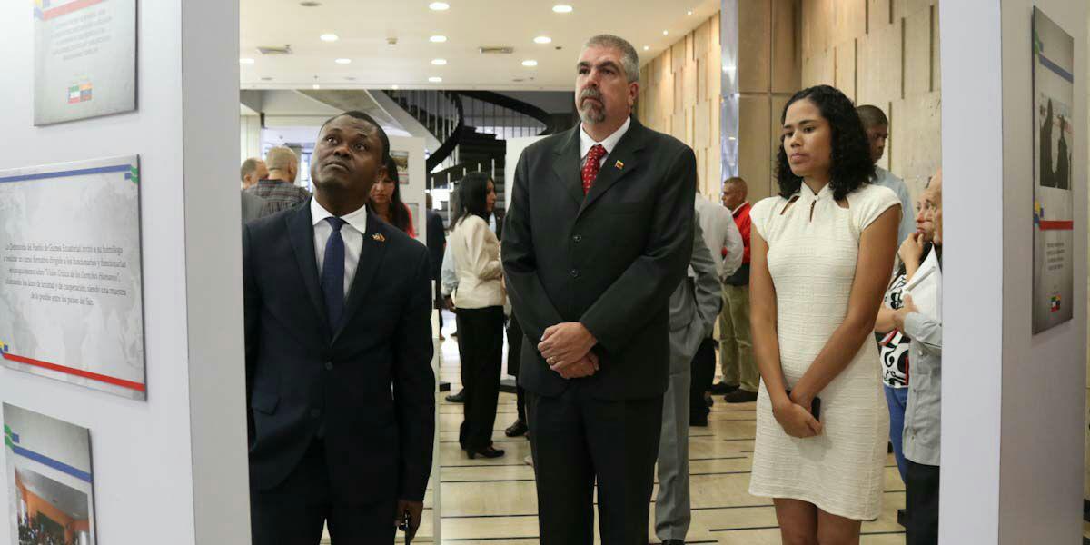 Venezuela y Guinea Ecuatorial celebran el 38º aniversario del establecimiento de relaciones diplomáticas