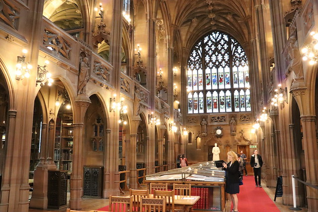 Biblioteca Mánchester Rylands