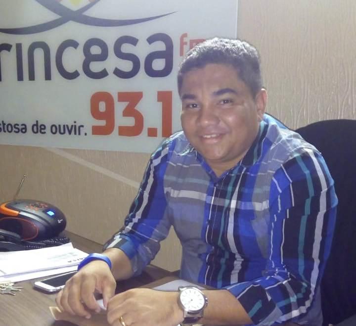Diretor de rádio FM em Santarém é internado às pressa em UTI de hospital, mario princesa