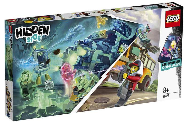 LEGO Hidden Side - 70423 - School Bus 02