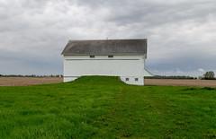 Sebastian Hale Barn — Reed Township, Seneca County, Ohio