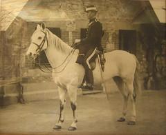 Mounted Constable Edwin Wegener, 1920
