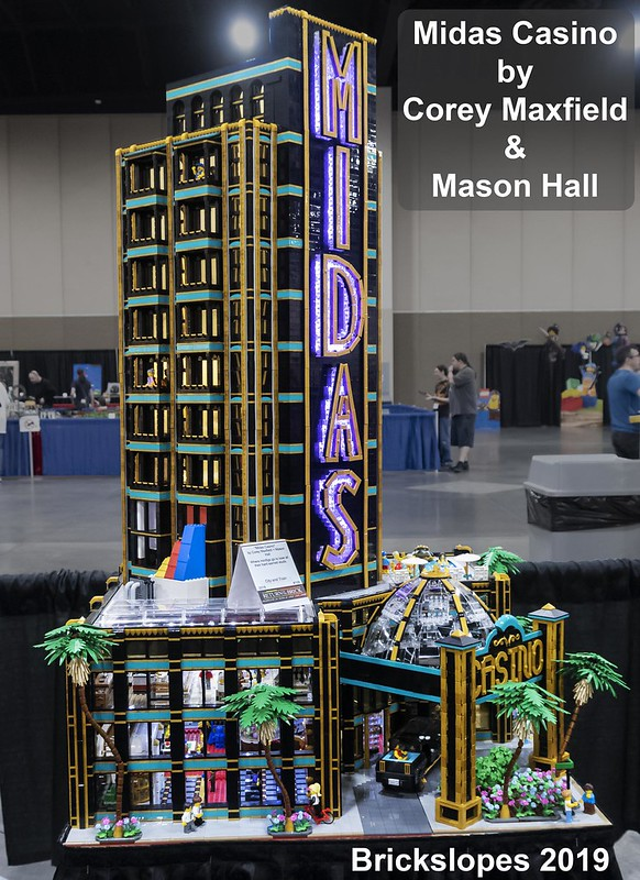 Brickslopes 2019 - Midas Casino
