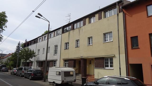1929 Berlin 4 Reihenwohnhäuser Müggelseedamm 265-271 in 12587 Friedrichshagen
