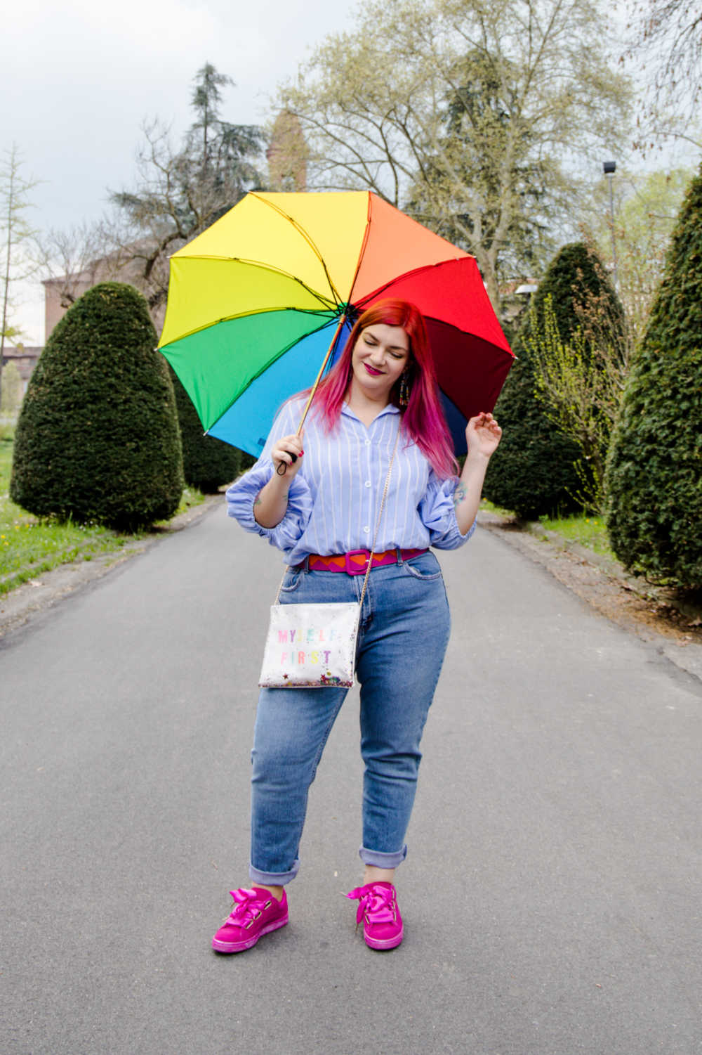 outfit plus size curvy lili la tigresse, the happy indie (6)