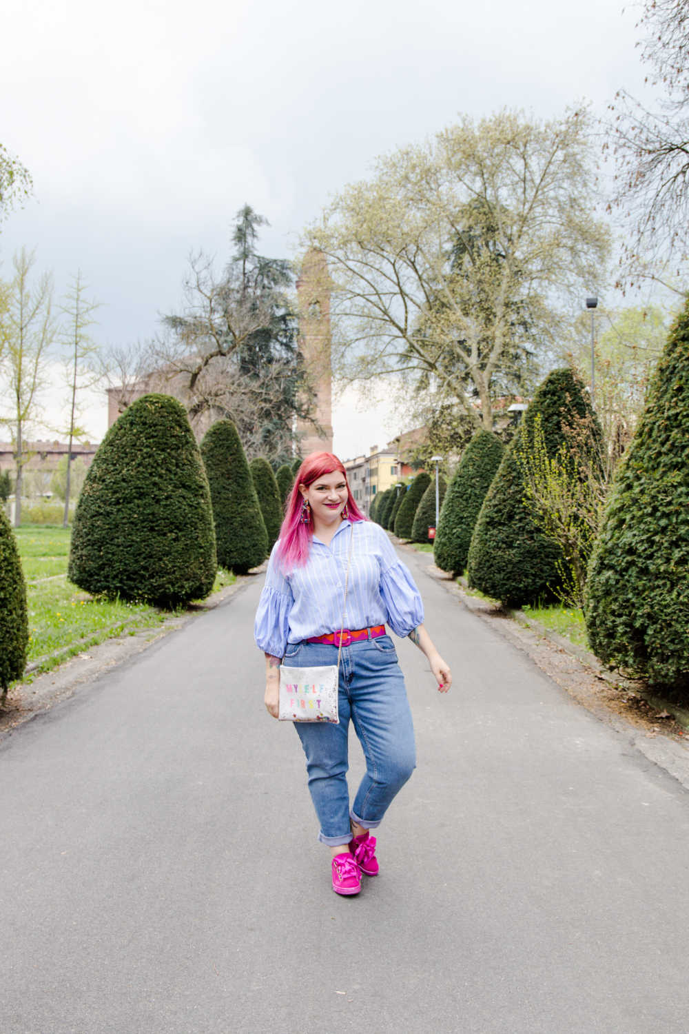 outfit plus size curvy lili la tigresse, the happy indie (4)