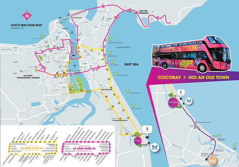 Coco Bus Route
