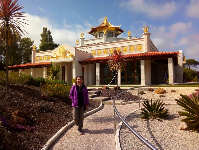 Kadampa Meditation Center (a Buddhist temple) by bryandkeith on flickr