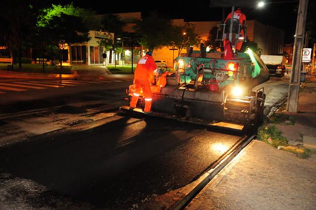 A operação tapa-buraco Rua Alfredo Fernandes. - CC (18)