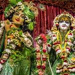 ISKCON Mayapur Deity Darshan 09 May 2019
