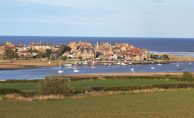 Alnmouth Harbour - River Aln