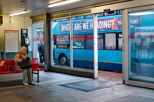 Searching: Waltham Cross Bus Station