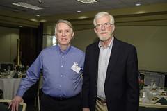 Richard Mercer & David Barr