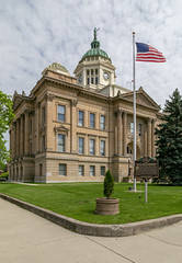 Wyandot County Courthouse — Upper Sandusky, Ohio