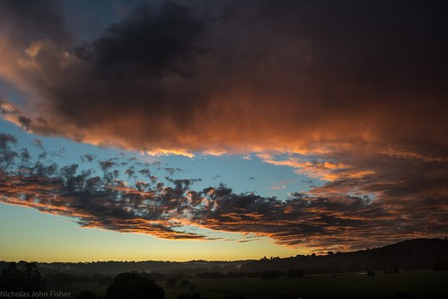 clouds cloudscape autumn wilsonsrivervalley northernrivers nsw australia sky sunsetclouds sunset sunlitclouds bexhill