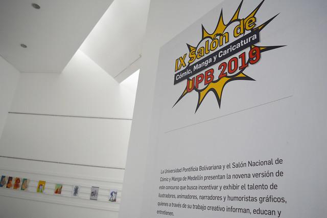Salón del Cómic, Manga y Caricatura UPB 2019