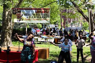 2019 Uhuru Health Festival and Flea Market