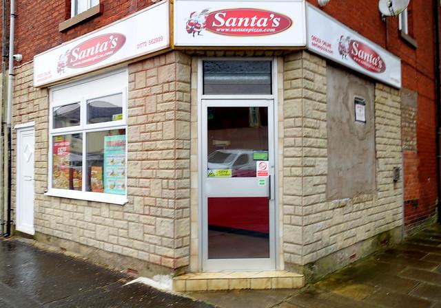 Santas Pizza, Preston