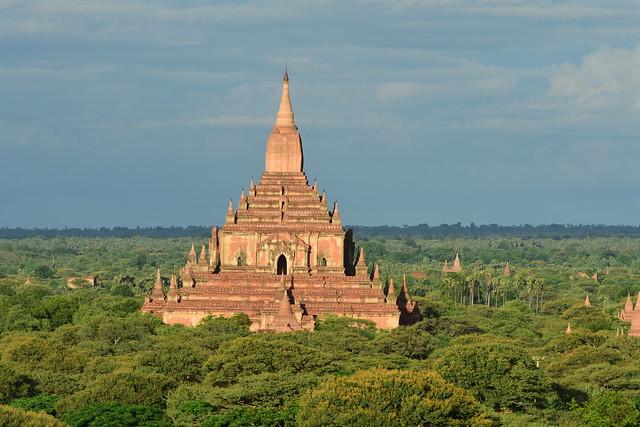 Bagan,  Myanmar (Birmania) D810 2086
