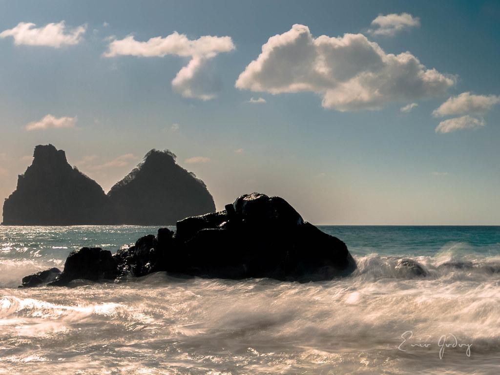 Waves - Sunset - 2