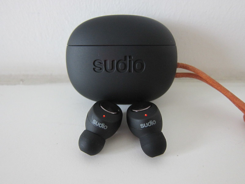 Sudio Tolv Wireless Earbuds