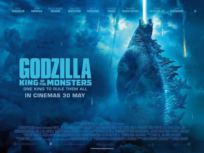 Filem Godzilla: King Of The Monsters