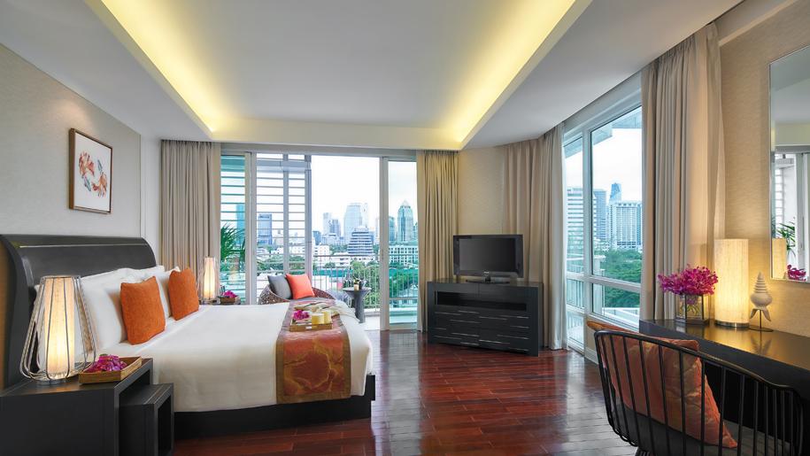 Dusit Suites Hotel Ratchadamri Bangkok Bangkok Thailand