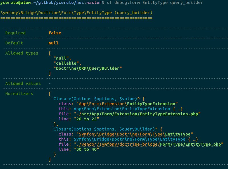 New in Symfony 4.3: More Form improvements