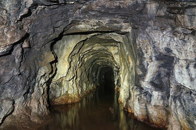 Abandoned Ore Mine (19th century)