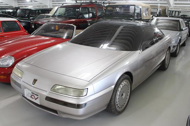 1986 Rover CCV