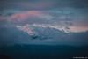 Il monte Guglielmo innevato a Maggio