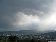 Virga over Tbilisi, 4/28/2019