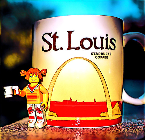 St Louis, Louie | by BritniPepper