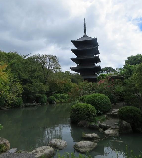 To-ji Temple Pagoda
