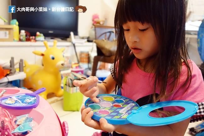 冰雪奇緣化妝美妝組 兒童彩妝 無毒化妝品 (34)
